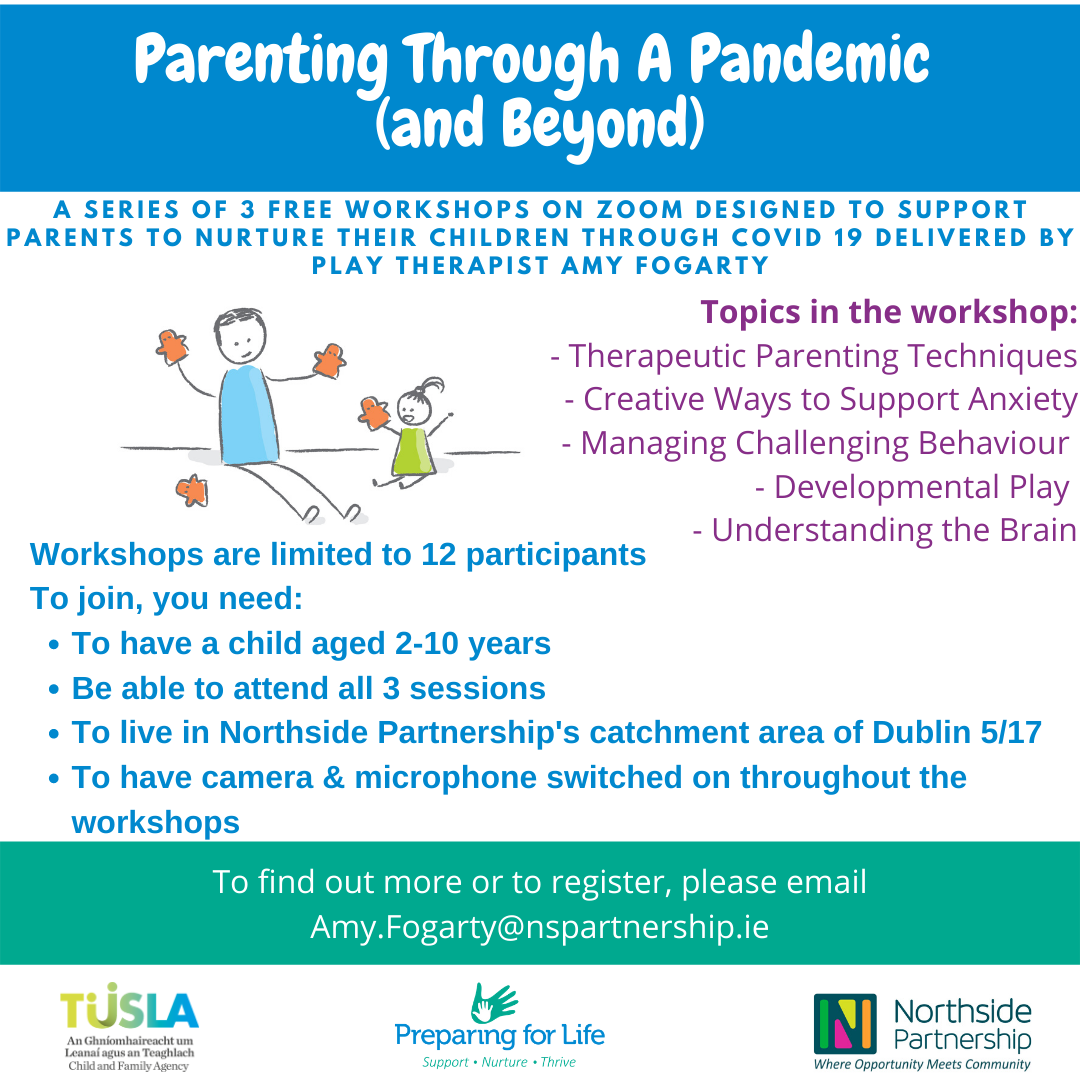 Parenting Through A Pandemic (and Beyond)