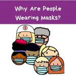 Why are people wearing face masks?