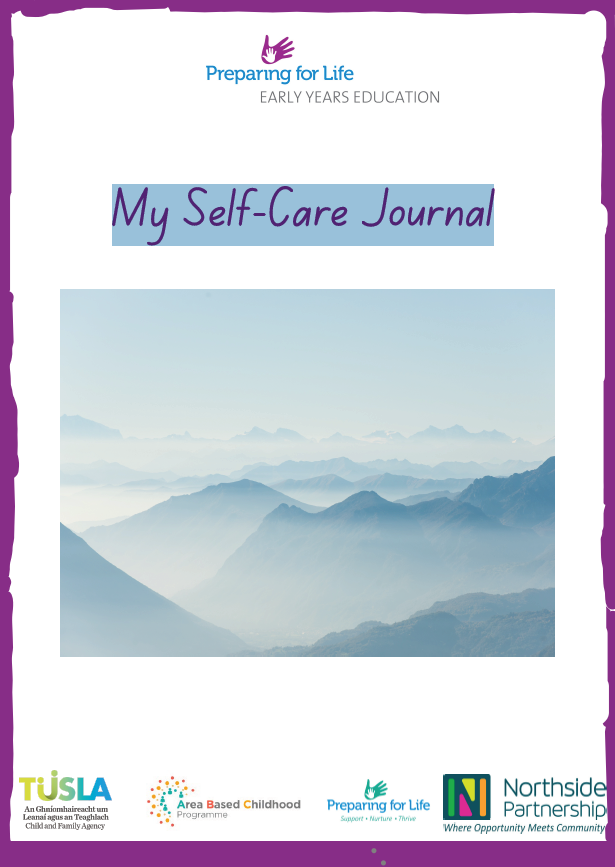 Self Care Journal for Early Years Educators